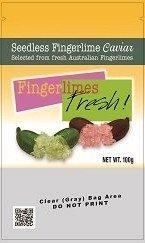 Finger lime Pink Caviar 100G