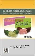 Finger limes Mixed Caviar 150G